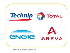 Technip Total Engie Areva