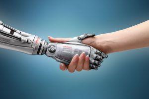 Robot cobotique usine du futur